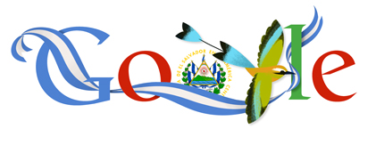 El Salvador Independence Day 2013