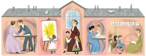 Jane Addams' 153rd Birthday (1860.9.6 - 1935.5.21) : US