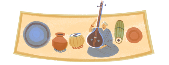 M. S. Subbulakshmi's 97th Birthday