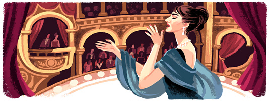 Maria Callas' 90th Birthday (1923.12.2 - 1977.9.16) : US