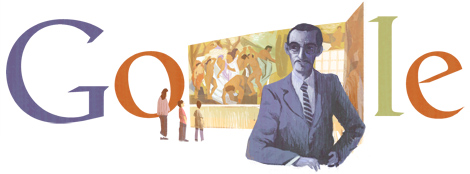 Pedro Nel Gómez's 114th Birthday