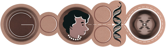 Rosalind Franklin's 93rd Birthday (1920.7.25 - 1958.4.16) : Global
