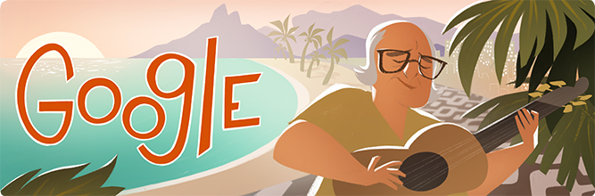 Vinicius de Moraes's 100th Birthday