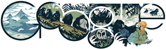 Dian Fossey's 82nd Birthday : Global