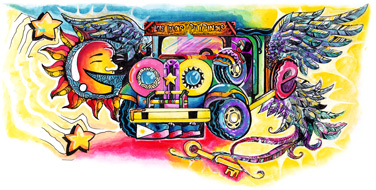 Doodle 4 Google 2014 - Người chiến thắng Philipin