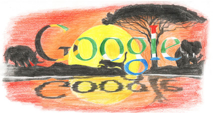 Doodle 4 Google 2014 - South Africa Winner