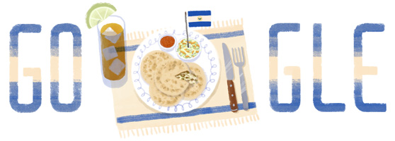 El Salvador Independence Day 2014