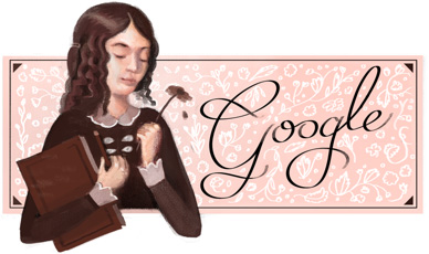 Elizabeth Browning's 208th Birthday