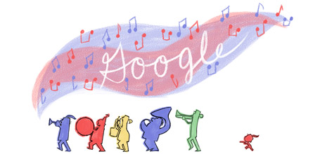 google doodle music - Google Search | Doodling with Google (Fun ...
