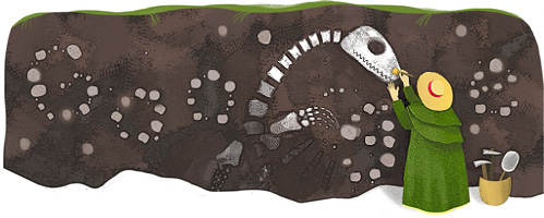 Mary Anning's 215th Birthday