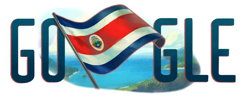 Costa Rica National Day 2015