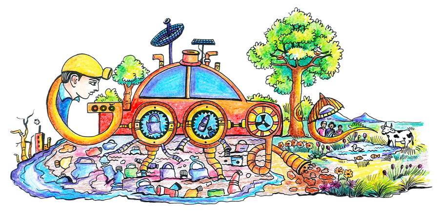 Google celebrates Children's with Doodle 4 Google contest