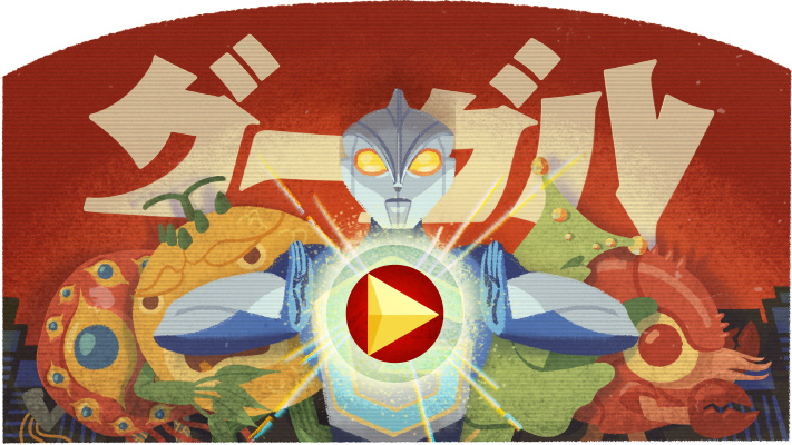 Eiji Tsuburaya's 114th Birthday