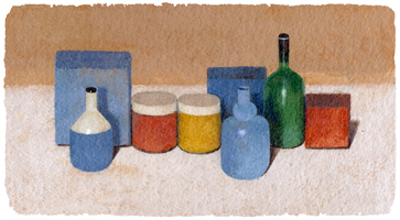Giorgio Morandi's 125th Birthday