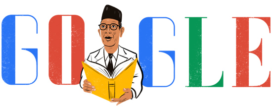 Ki Hajar Dewantara's 126th Birthday