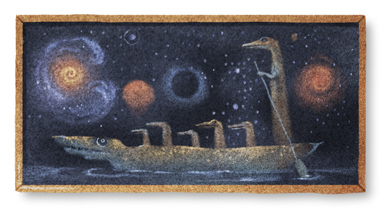 Leonora Carrington's 98th Birthday