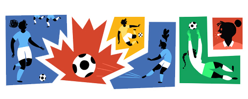 Start of the 2015 FIFA Women's World Cup