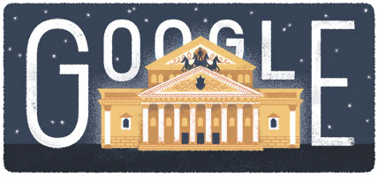 240th Anniversary of the Bolshoi Theater's Foundation