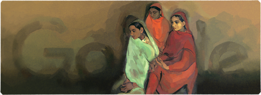 Image result for Amrita Sher-Gil