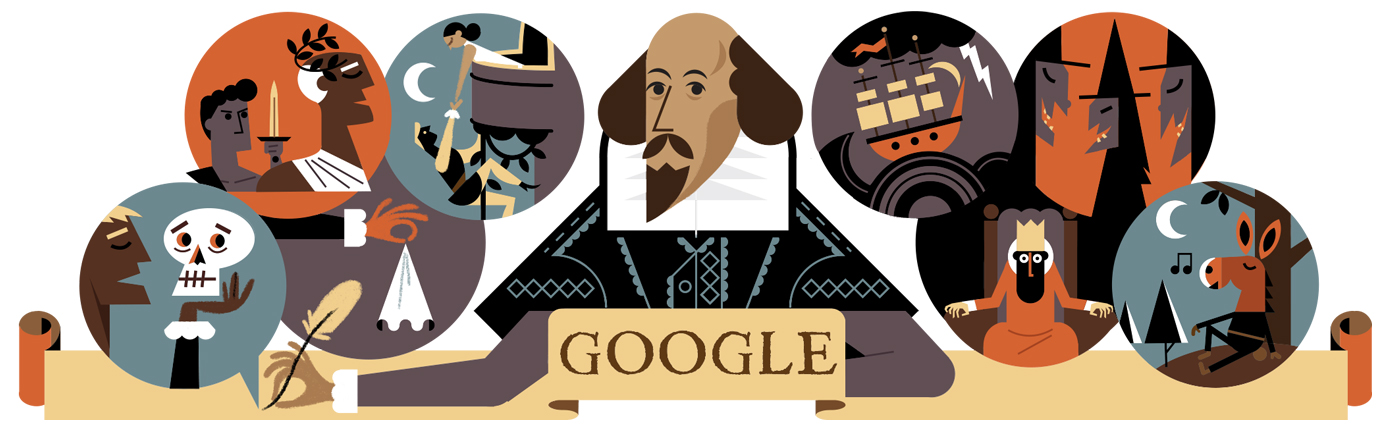 William Shakespeare Birthday