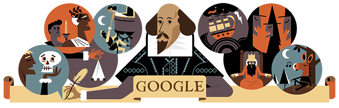 Celebrating William Shakespeare