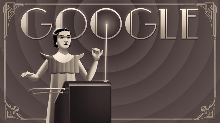 105 лет со дня рождения Клары Рокмор