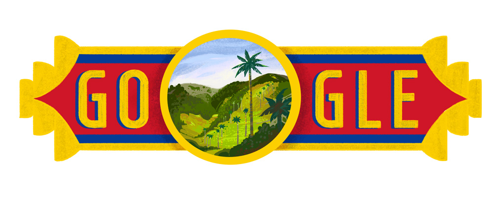 Colombia National Day 2016