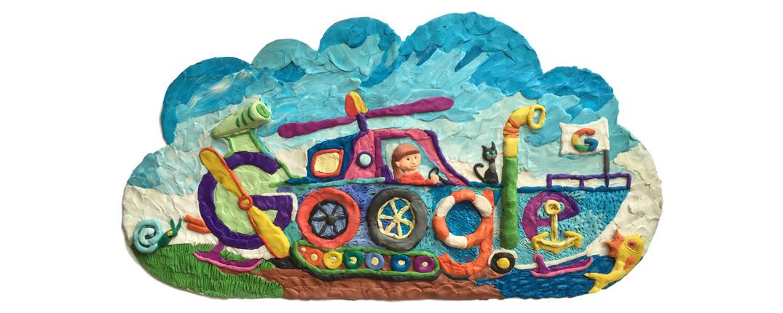 Doodle 4 Google 2016 — Russia Winner