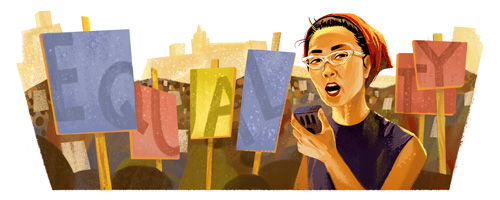 Yuri Kochiyama's 95th Birthday