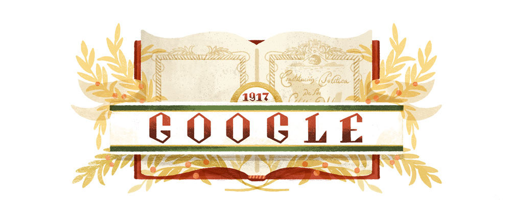 100th anniversary of the mexican constitution