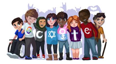 Google doodle poodle