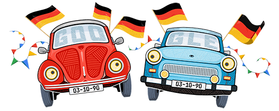 German Reunification Day 2017