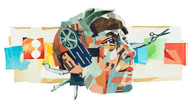 Hannah Höch's 128th Birthday