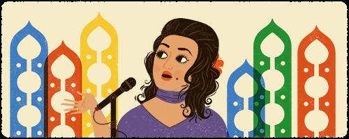 Noor Jehan's 91st Birthday