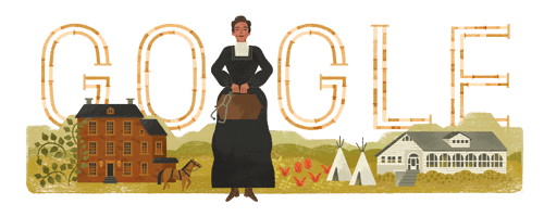 Susan La Flesche Picotte's 152nd Birthday