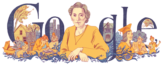 Alice Salomon's 146th Birthday