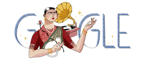 Gauhar Jaan's 145th Birthday