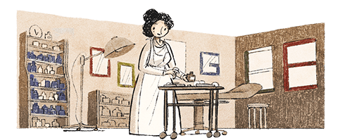 Laura Esther Rodríguez Dulanto's 146th Birthday