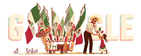 Mexico Independence Day 2018