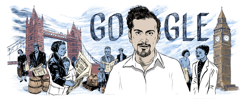 Sam Selvon's 95th Birthday