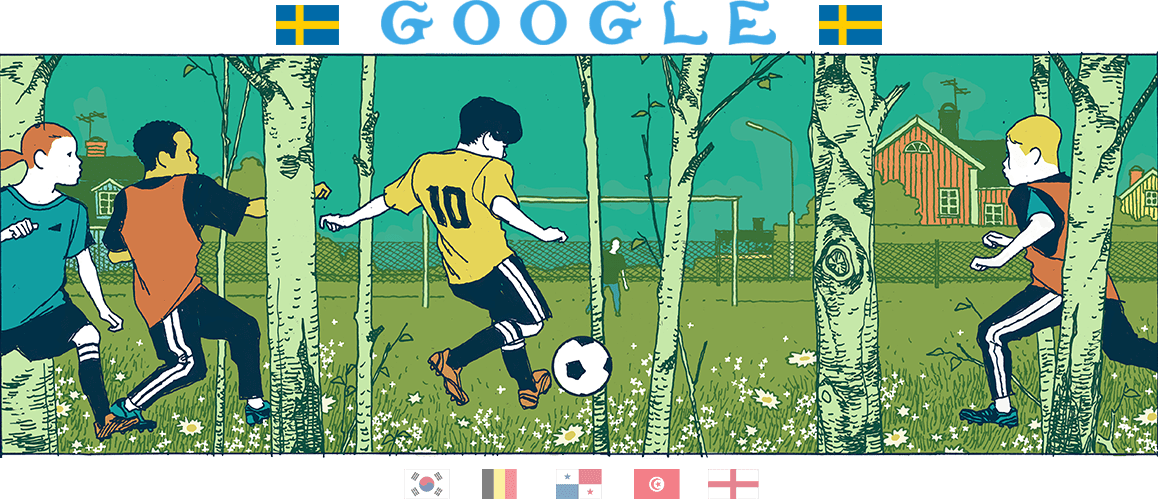 World Cup 2018 - Day 5
