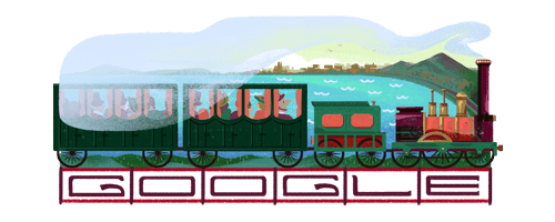 180th Anniversary of the First Italian Railroad Inauguration