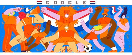 Celebrating Women's World Cup 2019 Runner Up: Netherlands
