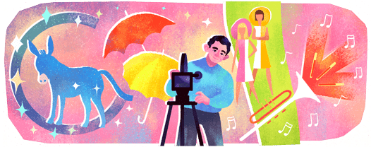 Jacques Demy's 88th Birthday
