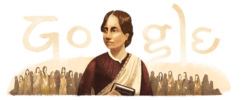Kamini Roy's 155th Birthday