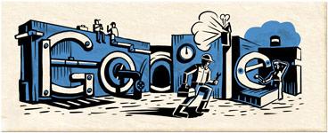 Doodle Labour Day