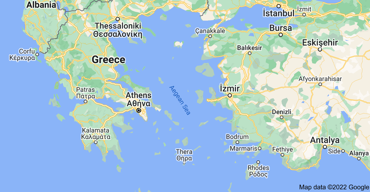 War Between Greece and Turkey Is Now a Real Possibility