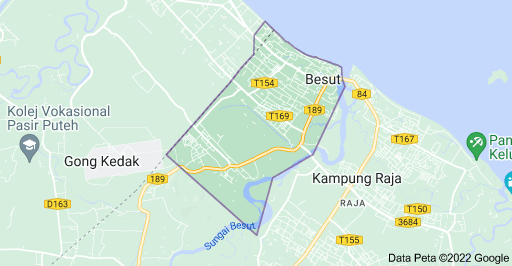 Kuala Besut, Terengganu, Malaysia