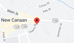 Map for New Canaan Community Fdn