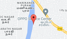 Map for Computer Service in Chennai